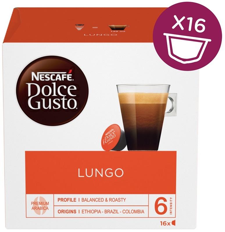 Nescafé Dolce Gusto CAFFE LUNGO 16Cap
