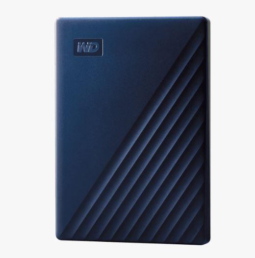 WESTERN DIGITAL Ext. HDD 2.5'' WD My Passport for MAC 2TB USB 3.0, WDBA2D0020BBL-WESN