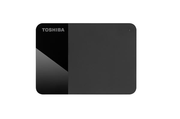 """TOSHIBA HDD CANVIO READY (NEW) 2TB, 2,5"""", USB 3.2 Gen 1, černá / black, HDTP320EK3AA"""