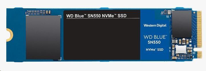 Western Digital WD BLUE SSD 2TB SN550 NVMe WDS200T2B0C (R:2400/W:1950 MB/s), WDS200T2B0C