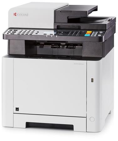 Kyocera ECOSYS M5521cdn A4 MFP/21ppm/1200x1200 dpi/FAX/Duplex/ADF/LAN/USB/512MB, 1102RA3NL0