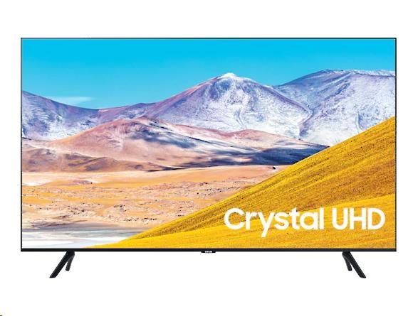"SAMSUNG UE55TU8072 55"" Crystal UHD TV Série TU8072 (2020) 3 840 × 2 160, UE55TU8072UXXH"
