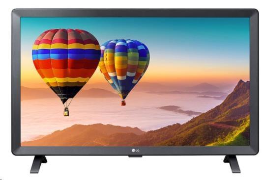 """LG MT TV LCD 23,6"""" 24TN520S - 1366x768, HDMI, USB, DVB-T2/C/S2, repro, SMART, 24TN520S-PZ.AEU"""