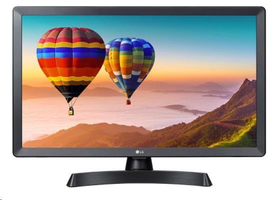 """LG MT TV LCD 23,6"""" 24TN510S - 1366x768, HDMI, USB, DVB-T2/C/S2, repro, SMART, 24TN510S-PZ.AEU"""