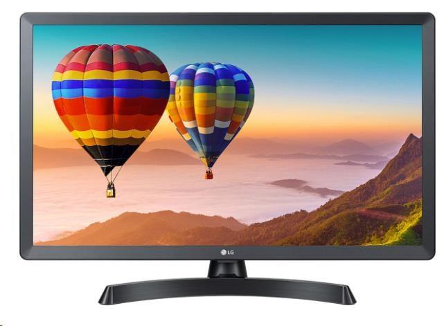 """LG MT TV LCD 27,5"""" 28TN515V - 1366x768, HDMI, USB, DVB-T2/C/S2, repro, 28TN515V-PZ.AEU"""