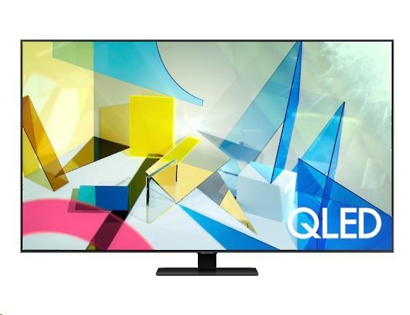 """SAMSUNG QE65Q80T 65"""" QLED 4K TV série Q80T (2020) 3840×2160, QE65Q80TATXXH"""