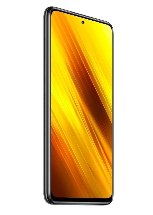 Xiaomi POCO X3 NFC, 6GB/128GB, Shadow Gray (CZ distribuce), 29594