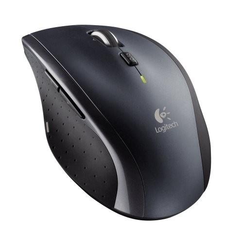 Logitech Wireless Mouse M705 Charcoal OEM, 910-006034