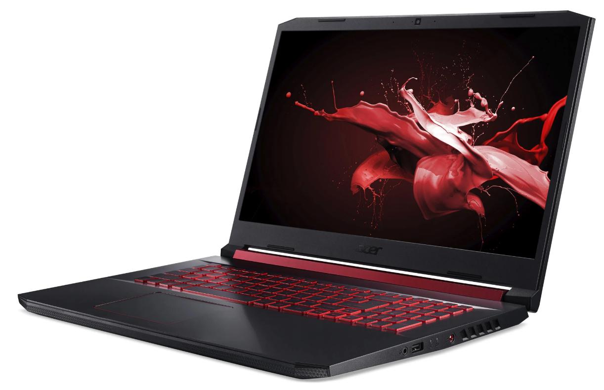 "Acer Nitro 5 (AN515-54-581E) Core i5-9300H/8GB+8GB/1TB SSD/15.6"" FHD IPS LCD/GF 2060/W10 Home/Black, NH.Q96EC.001"