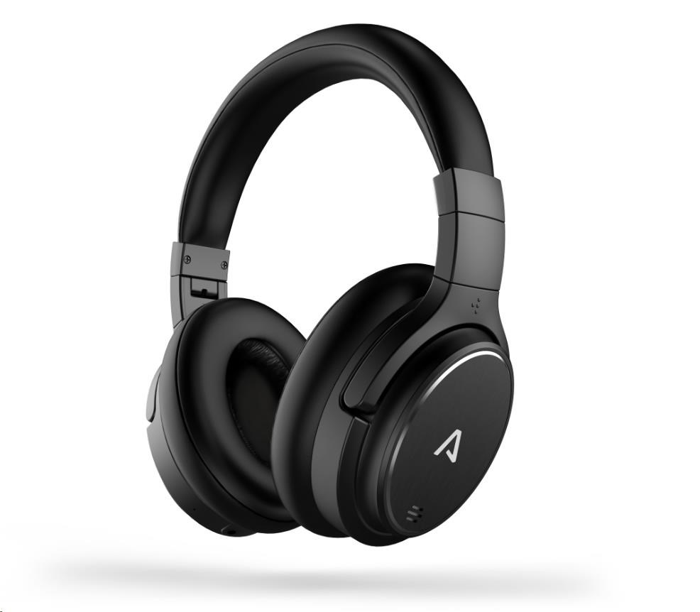 LAMAX NoiseComfort ANC náhlavní sluchátka s funkcí potlačení hluku, 8594175354423