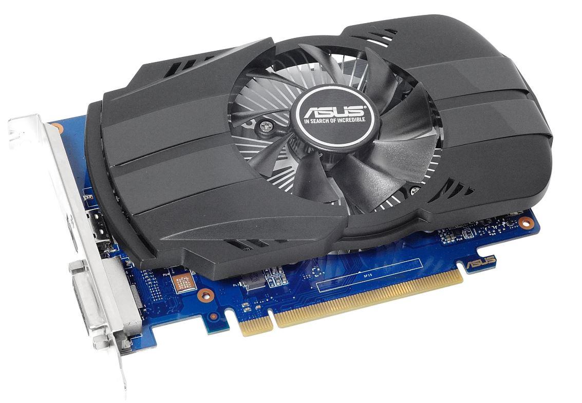 ASUS GeForce PH-GT1030-O2G, 2GB GDDR5 90YV0AU0-M0NA00