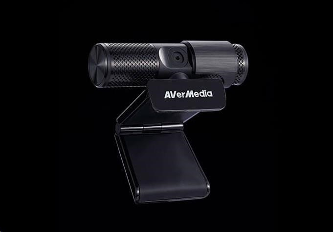 AVERMEDIA Live Streamer Cam 313 - PW313, streamovací kamera s mikrofonem, 40AAPW313ASF