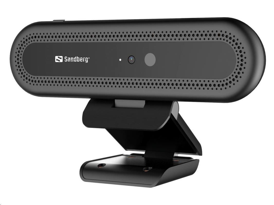 Sandberg USB kamera Webcam Face Recognition 1080P, 133-99
