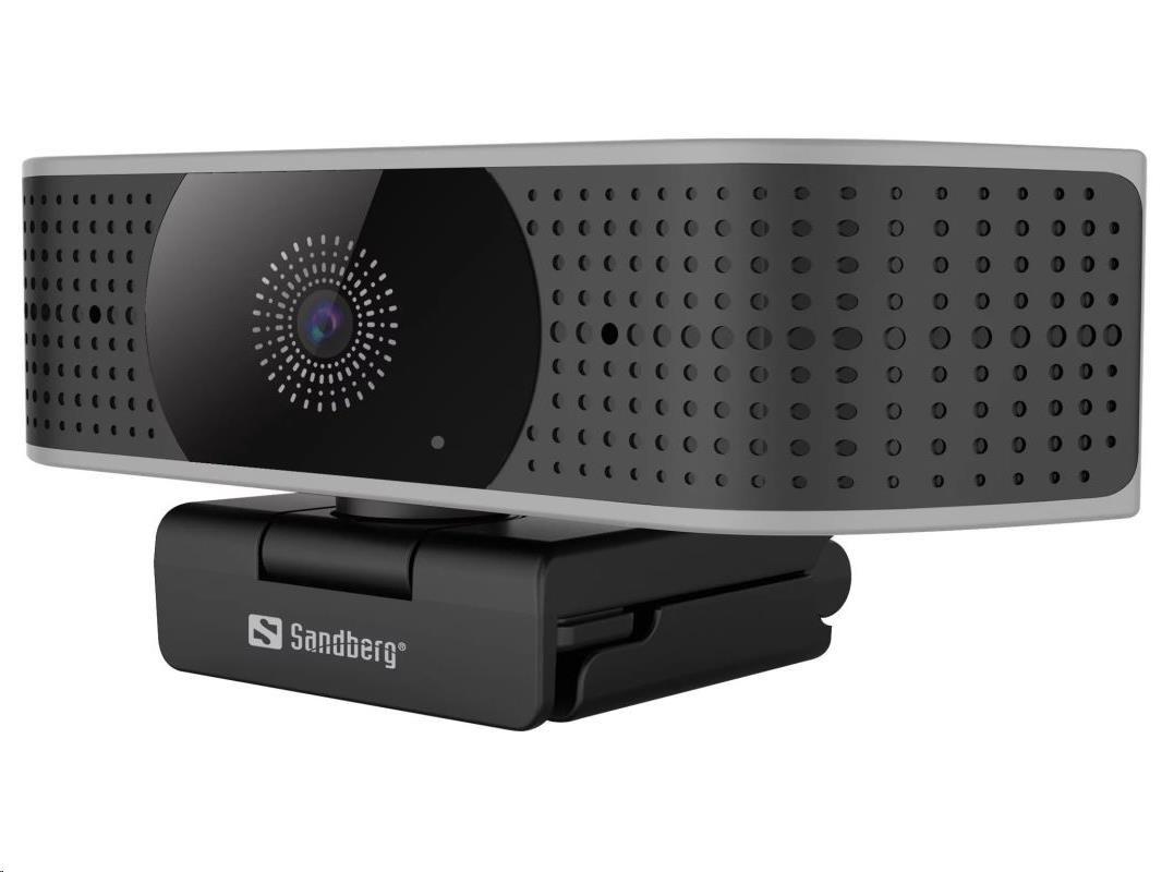 Sandberg USB kamera Webcam Pro Elite 4K UHD, 134-28