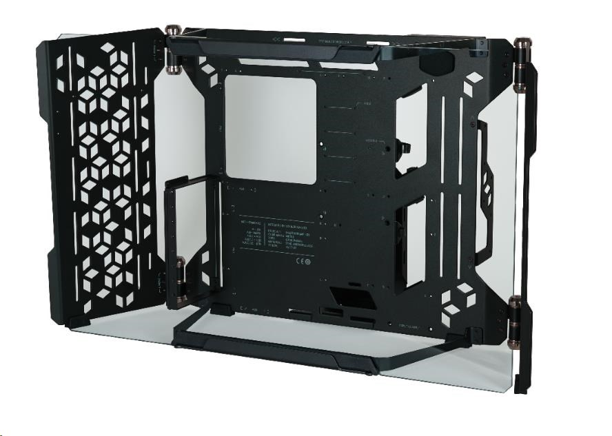 CoolerMaster Cooler Master case MasterFrame 700, open air test bench, MCF-MF700-KGNN-S00
