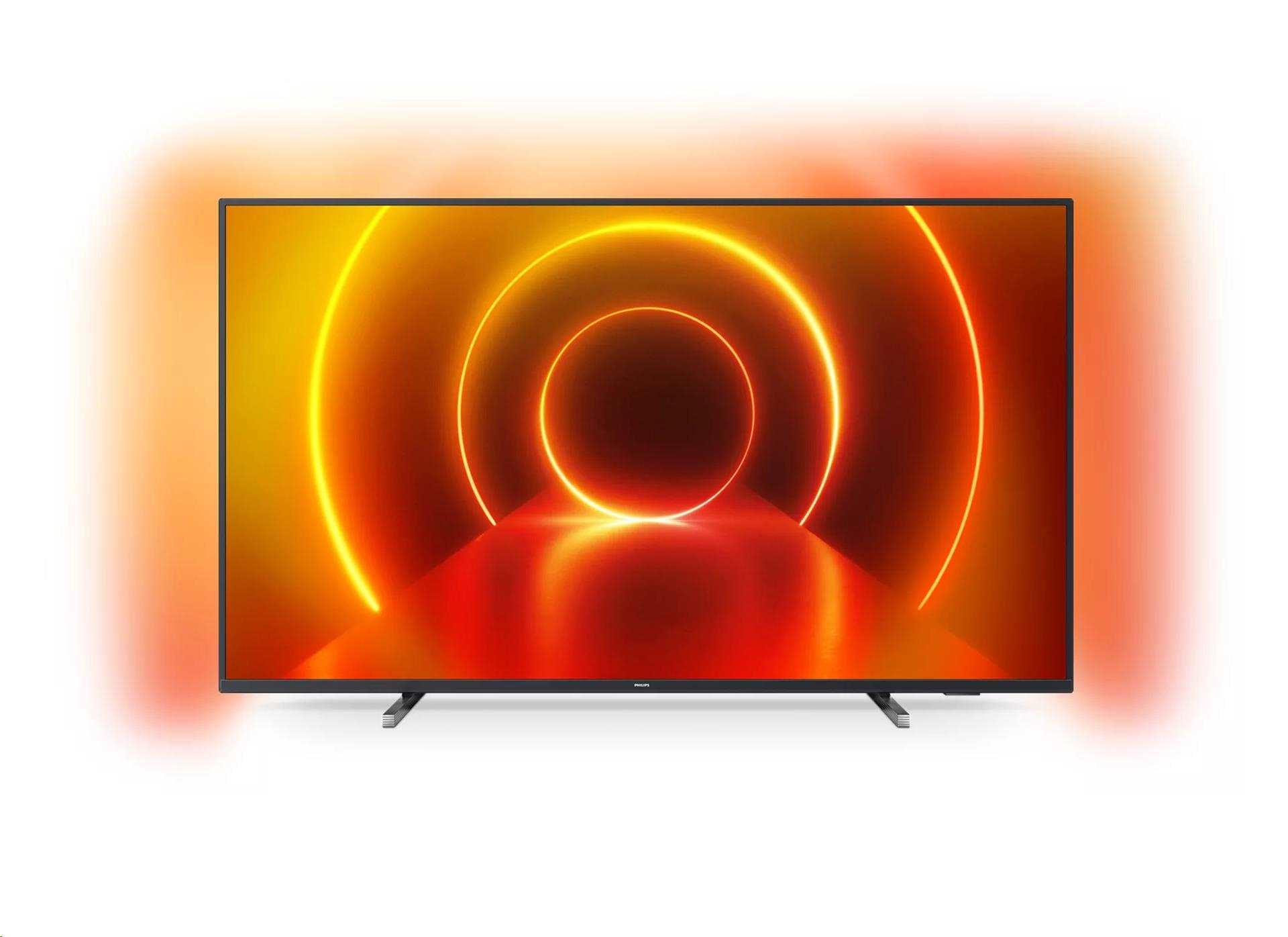 Philips TV LED Smart 4K UHD 50PUS7805/12, 50PUS7805/12