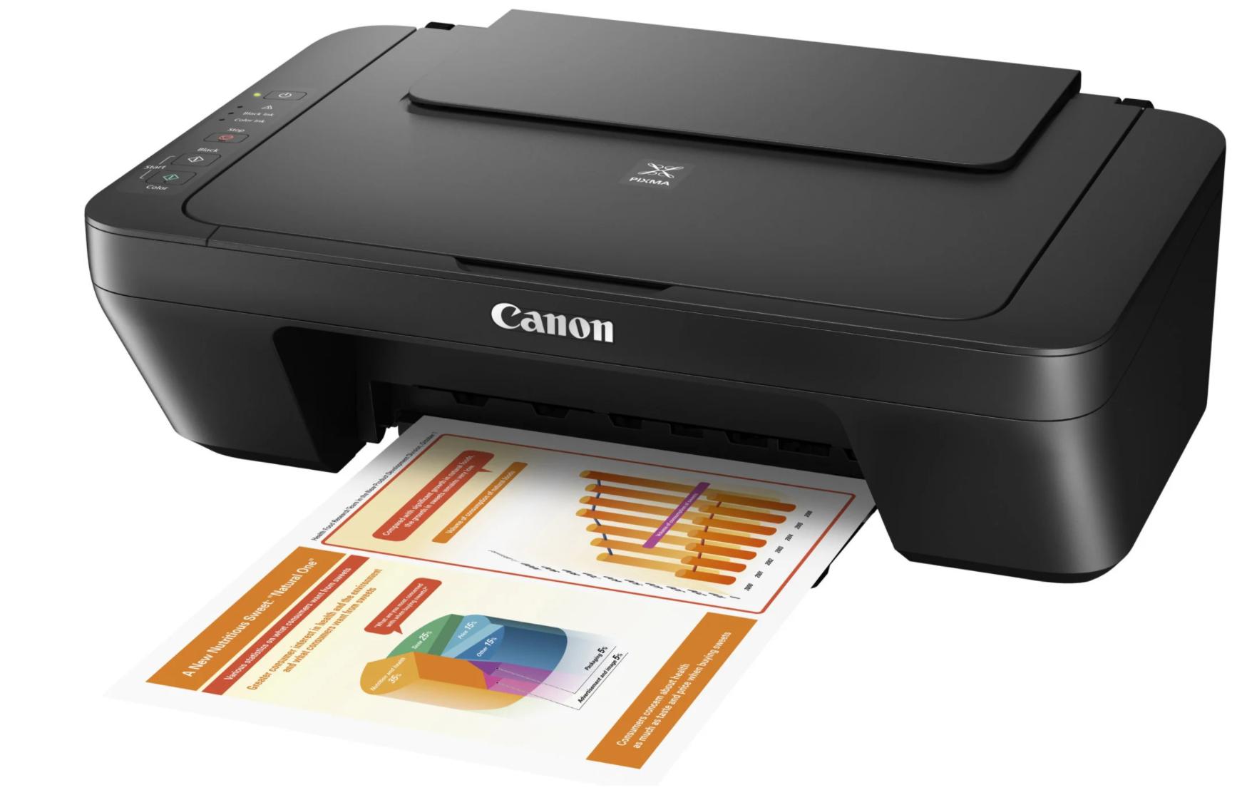 CANON PIXMA MG2550S černá MFP Print/Scan/Copy, 4800x600, 8/4 stran/min, USB2.0, multifunkce, 0727C006
