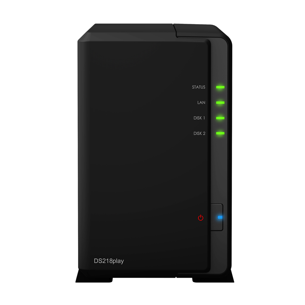 Synology DS218play DiskStation, DS218play