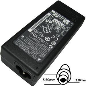 ASUS Napájecí adaptér 65W orig. 19V, 5.5x2.5 (bez sit. snury), 77011021