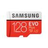 Samsung micro SDXC 128GB EVO Plus + SD adaptér