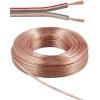 PremiumCord kabel pro repro CU, 2x1,5mm 10m, kjpr-01-10