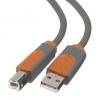 BELKIN USB 2.0 kabel A-B, řada premium, 4.8 m, CU1000cp4.8M