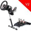 Wheel Stand Pro DELUXE V2, stojan na volant a pedály pro Logitech G25/G27/G29/G920