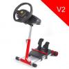 Wheel Stand Pro, stojan na volant a pedály pro Thrustmaster SPIDER, T80/T100,T150,F458/F430, červený, F458 RED