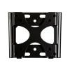 """4W Fixní držák pro LCD 15-22"""" VESA 75/100 20kg BLK, 07439-BLK"""