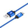 TB Touch kabel USB - micro USB, 1,5m, blue