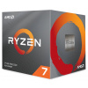 AMD Ryzen 7 3700X / Ryzen / LGA AM4 / mx. 4,4GHz / 8C/16T / 36MB / 65W TDP / BOX s chladičem Wraith Prism