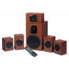 GENIUS repro SW-HF 5.1 4800 Ver. II/ 5.1/ 125W/ Dřevěné/ Dálkové ovládání, 31730017400