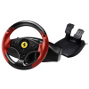 THRUSTMASTER Sada volantu a pedálů Ferrari Racing Wheel Red Legend Edice, pro PS3 a PC, 4060052