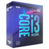 INTEL Core i3-9100F / Coffee-Lake R / LGA1151 / max. 4,2GHz / 4C/4T / 6MB / 65W TDP / bez VGA / BOX
