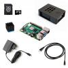 Raspberry Sada Zonepi Pi 4B/1GB, (SDHC karta 16GB + adaptér, Pi4 Model B, krabička, chladič, HDMI kabel, napájecí zdroj)