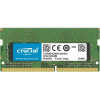 CRUCIAL 8GB DDR4 SO-DIMM 2666MHz CL19 1.2V Single Ranked x8