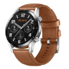 HUAWEI WATCH GT 2 Brown Leather Strap 46mm