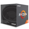 AMD Ryzen 5 2600 / Ryzen / LGA AM4 / 3,4 GHz / 6C/12T / 19MB / 65W / BOX