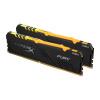 32GB DDR4-3200MHz CL16 HyperX Fury RGB, 2x16GB