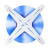 EVOLVEO Ptero 12CB, PWM, 4pin, LED modrý, 12V ventilátor 120mm