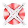 EVOLVEO Ptero 12CR, PWM, 4pin, LED červený, 12V ventilátor 120mm, fan12CR