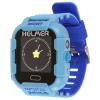 HELMER dětské hodinky LK 708 s GPS lokátorem/ dotykový display/ IP67/ micro SIM/ kompatibilní s Android a iOS/ modré