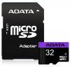 ADATA Premier 32GB microSDHC/ UHS-I CL10 + adaptér