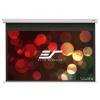 """ELITE SCREENS plátno elektrické motorové stropní 92"""" (233,7 cm)/ 16:9/ 114,6 x 203,7 cm/ Gain 1,1/ 12"""" drop, EB92HW2-E12"""