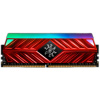 ADATA XPG SPECTRIX D41 8GB DDR4 2666MHz / DIMM / CL16 / červená /