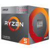 AMD Ryzen 5 3400G AM4 / max. 4,2GHz / 4C/8T / 6MB / 65W TDP / RX Vega 11 / BOX, YD3400C5FHBOX