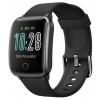 "UMAX chytré hodinky U-Band P2-L Black/ 1,3"" TFT/ Bluetooth 4.2/IP68/ iOS 8.0 +/ Android 4.4 +/ CZ Veryfit PRO,UB535"