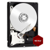 WDC WD40EFRX hdd RED 4TB SATA3-6Gbps 5400rpm 64MB RAID (24x7 pro NAS) 150MB/s