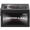 ZALMAN ZM700-LXII, zdroj 700W eff. 85%