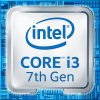 Intel Core i3 processor (low power) Kaby Lake i3-7100T 3,4 GHz/LGA1151/3MB cache